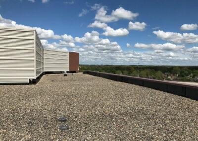 Ballast Roofs