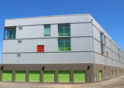 Commercial Metal Siding