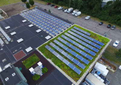 Solar & Vegetative Roofs